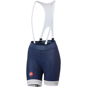 Castelli Premiata Shorts - Women's Color: Indigo