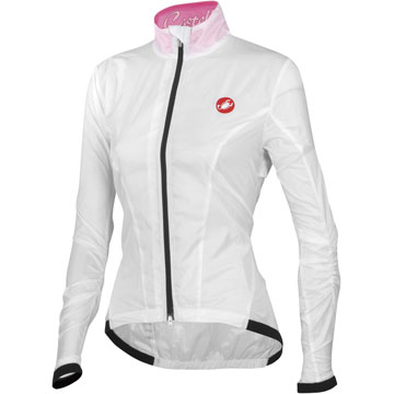 Castelli Women's Leggera Jacket Color: White
