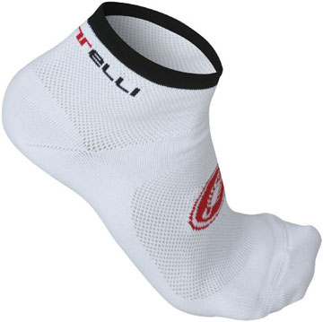 Castelli Dolce Socks - Women's Color: White