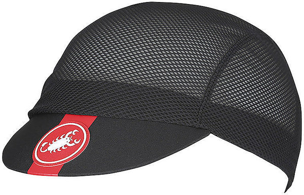 Castelli A/C Cycling Cap Color: Black