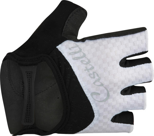Castelli Arenberg Gel Gloves - Women's Color: White/Black