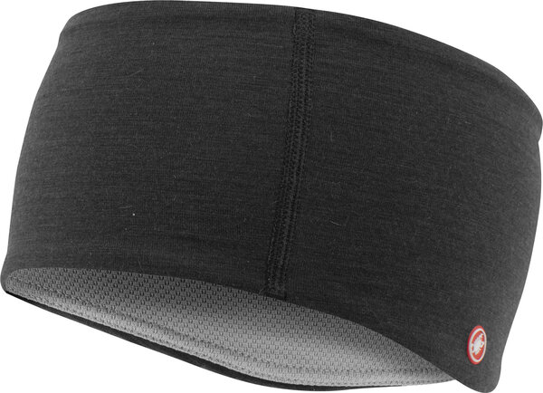 Castelli Bandito Headband Color: Light Black