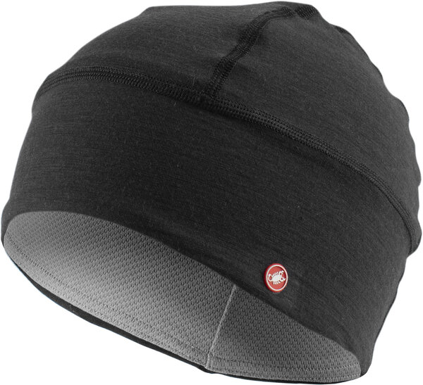 Castelli Bandito Skully Color: Light Black