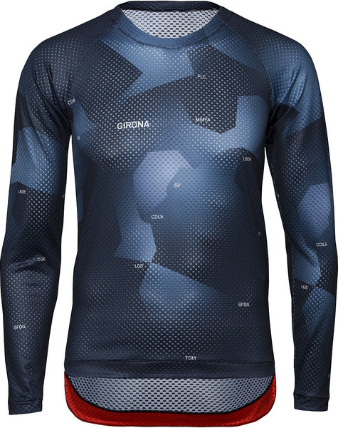 Castelli Baselayer 1.85 Backyard Color: Outer Space