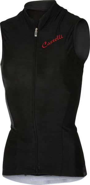 Castelli Bellissima Sleeveless Jersey - Women's Color: Black