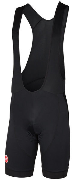 Castelli Cento Bibshort Color: Black