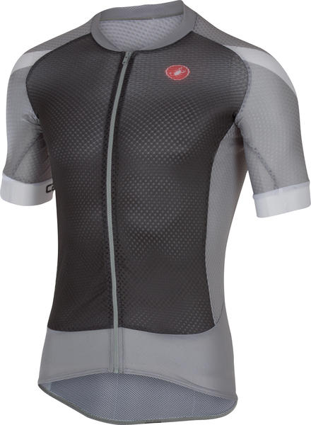 Castelli Climber's 2.0 Jersey FZ Color: Anthracite/Grey