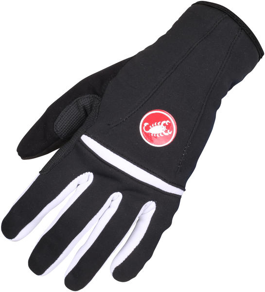 Castelli Cromo Glove - Women's Color: Black/Old Rose