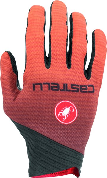Castelli CW 6.1 Cross Glove Color: Orange