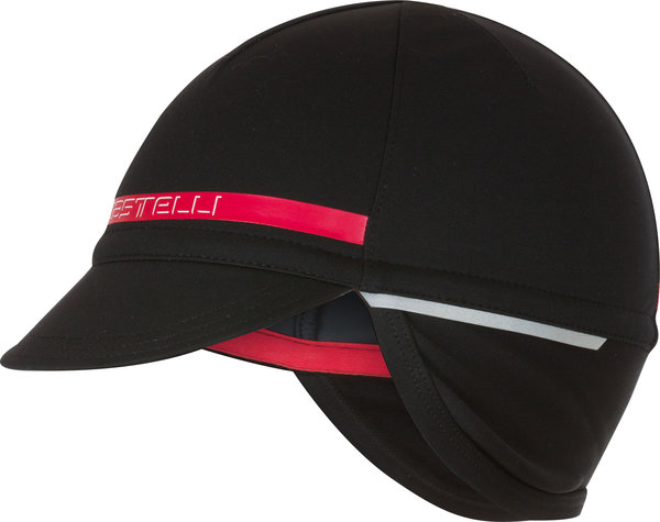 Castelli Difesa 2 Cap Color: Black
