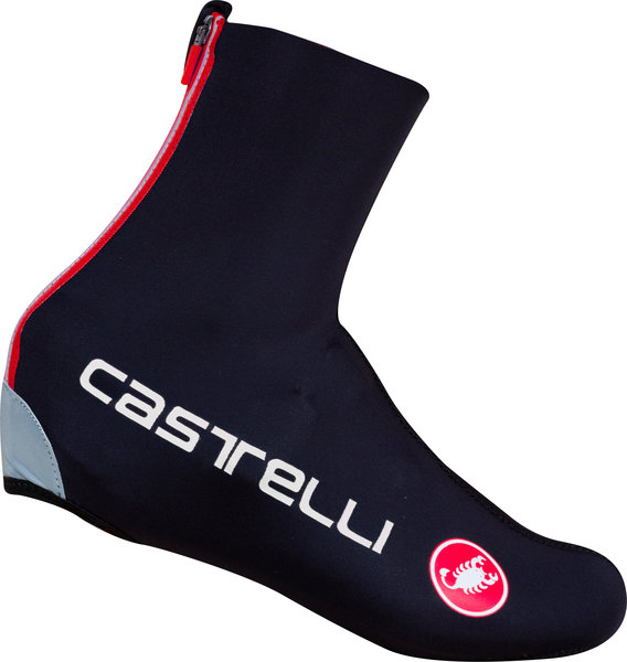 Castelli Diluvio C Shoecover 16 Color: Black