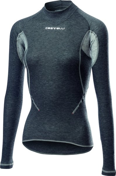 Castelli Flanders 2 W Warm LS Color: Gray