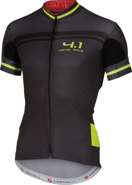 Castelli Free Ar 4.1 Jersey Fz Color: Anthracite
