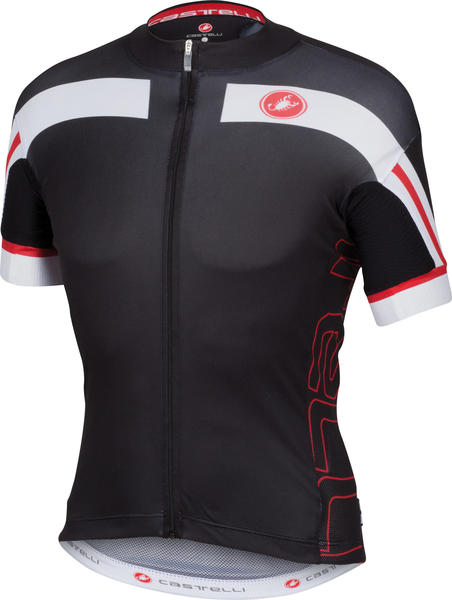 Castelli Free AR 4.0 Jersey FZ Color: Black