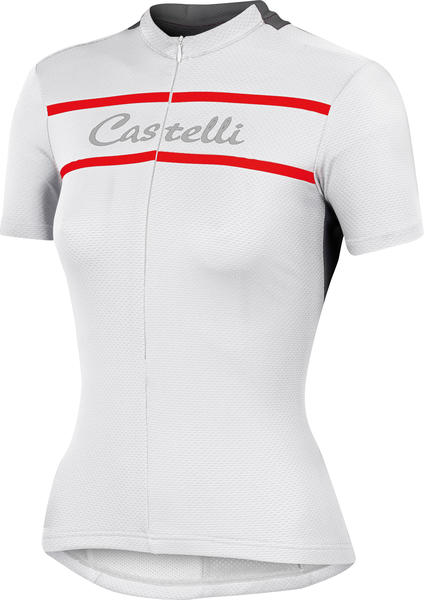 Castelli Promessa Jersey - Women's Color: White