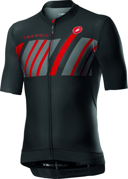 Castelli Hors Categorie Jersey Color: Dark Gray