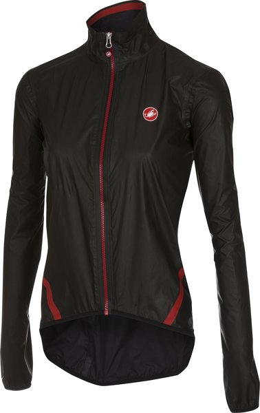 Castelli Idro W Jacket Color: Black