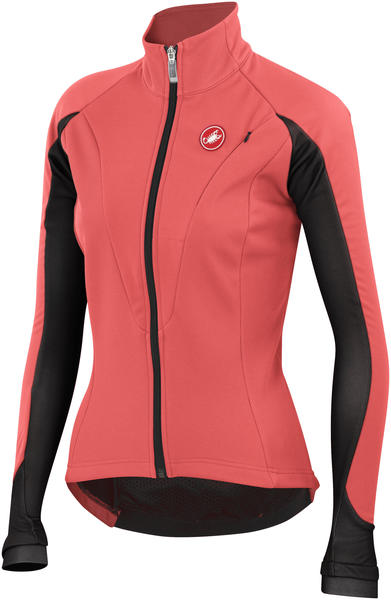 Castelli Illumina Jacket - Women's Color: Coral