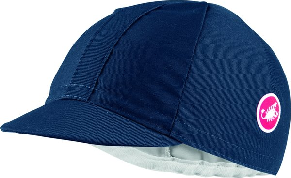 Castelli Italia Cap Color: Dark Infinity Blue