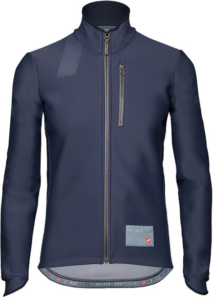 Castelli J/J Jersey Jacket 1.62 Color: Blue Indigo