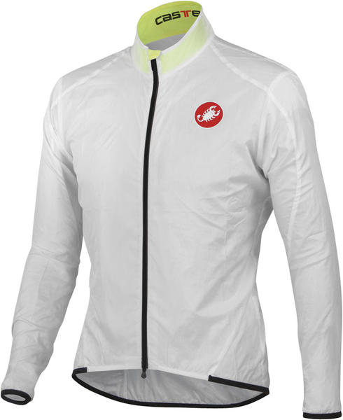 Castelli Leggero Jacket Color: White