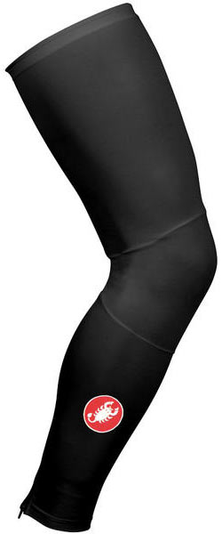 Castelli Lycra Leg Warmers Color: Black