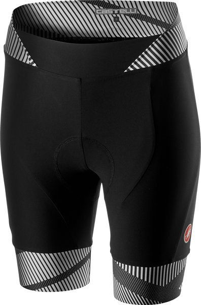 Castelli Millerighe Short - Women's Color: Black