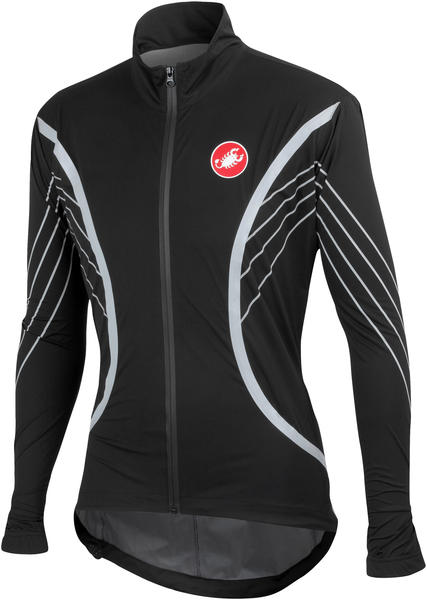 Castelli Misto Jacket Color: Black