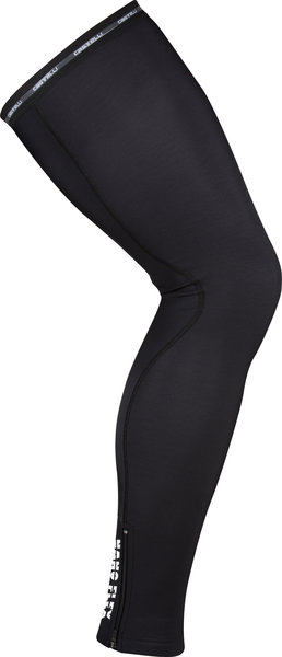 Castelli Nano Flex+ Legwarmer Color: Black