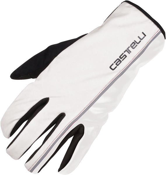 Castelli Nano XT Gloves Color: White