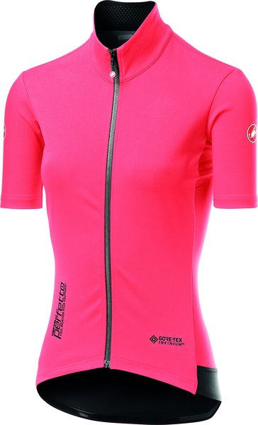 Castelli Perfetto Light RoS W Color: Brilliant Pink