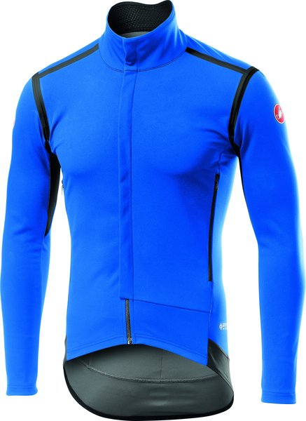 Castelli Perfetto RoS Long Sleeve Color: Drive Blue
