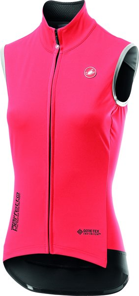 Castelli Perfetto RoS W Vest Color: Brilliant Pink