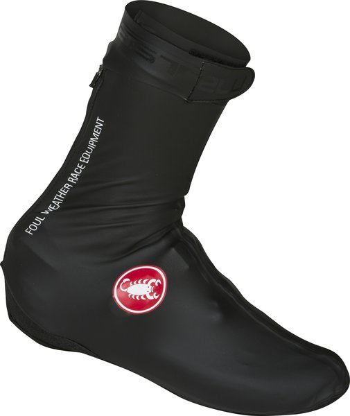 Castelli Pioggia 3 Shoecover Color: Black