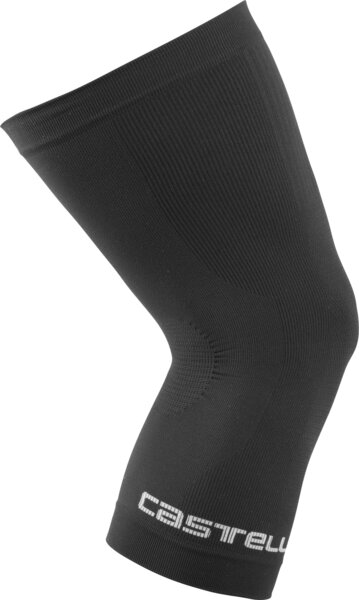 Castelli Pro Seamless Knee Warmer Color: Black