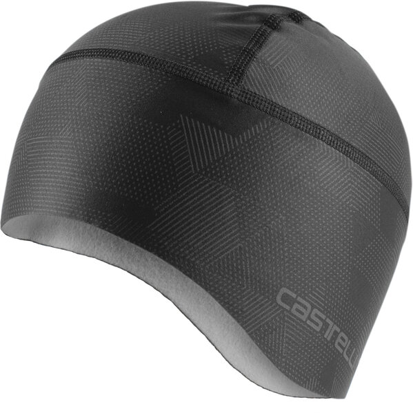 Castelli Pro Thermal Skully Color: Light Black