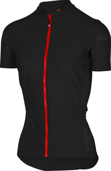 Castelli Promessa 2 Jersey FZ - Women's Color: Black