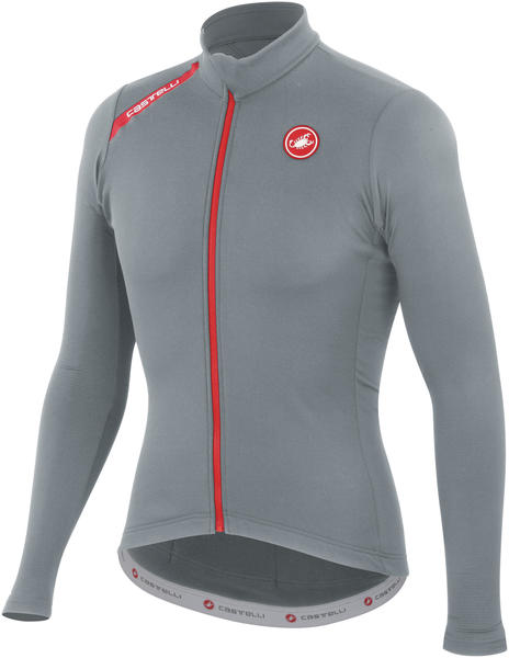 Castelli Puro Jersey Color: Gray