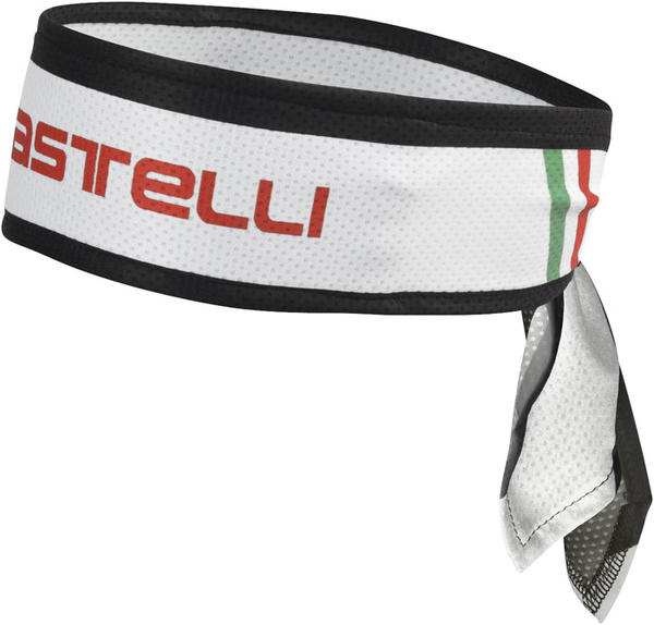 Castelli Castelli Headband Color: White