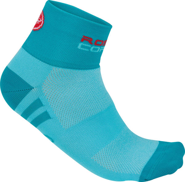 Castelli Rosa Corsa Socks Color: Pastel Blue