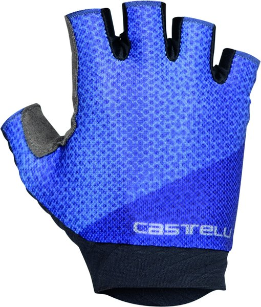 Castelli Roubaix Gel 2 Glove Color: Blue Iris