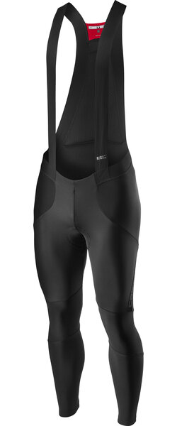 Castelli Sorpasso RoS Bibtight Color: Black