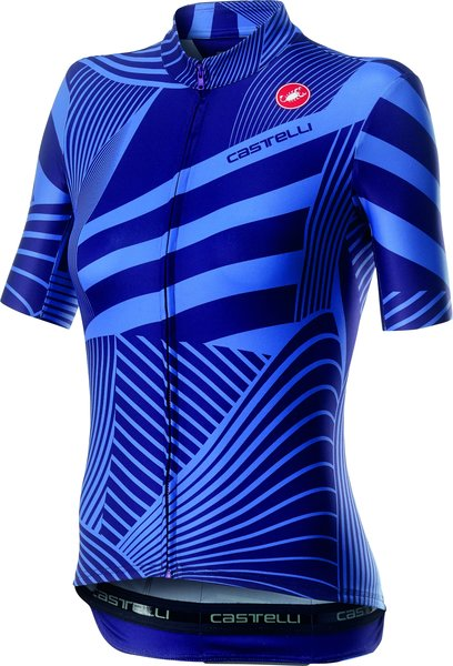 Castelli Sublime Jersey Color: Deep Purple