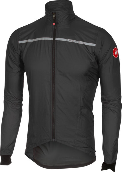 Castelli Superleggera Jacket Color: Anthracite