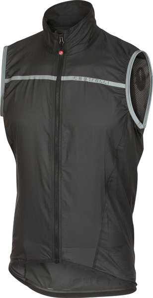 Castelli Superleggera Vest Color: Anthracite