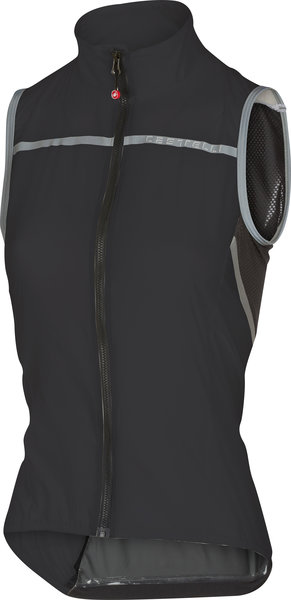 Castelli Superleggera W Vest Color: Anthracite