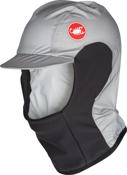 Castelli Tempesta Hood Color: Grey