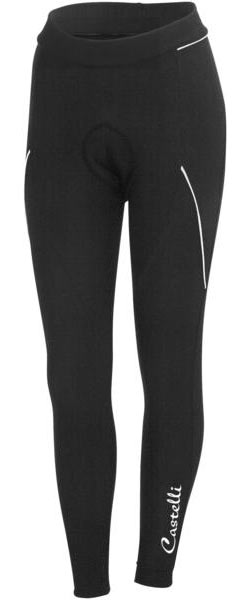 Castelli Tenerissimo 2 Tights - Women's Color: Black/White