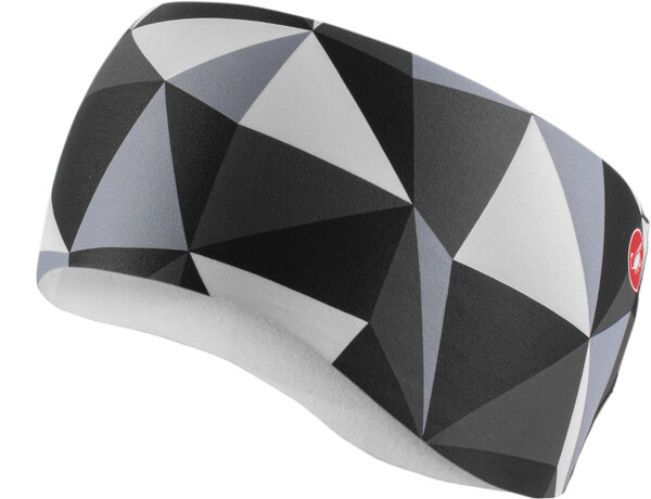 Castelli Triangolo Headband Color: Black/White