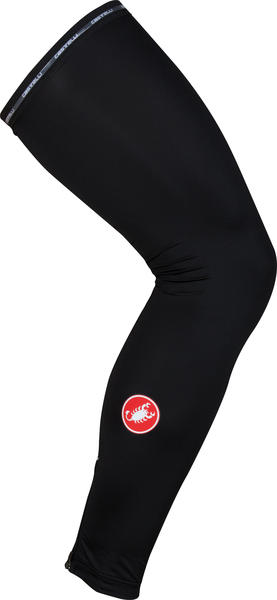 Castelli UPF 50+ Light Leg Skins Color: Black